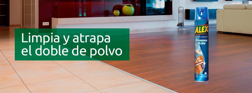 Limpia de forma rápida y eficaz y renueva el brillo de tus suelos.